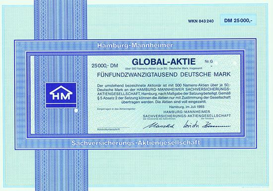 Hamburg-Mannheimer Versicherungs-AG