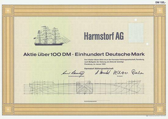 Harmstorf AG