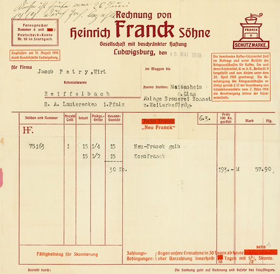 Heinrich Franck Söhne GmbH