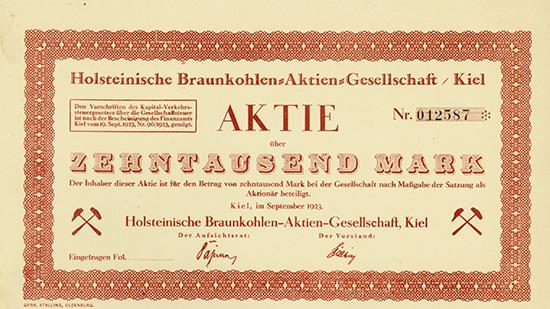 Holsteinische Braunkohlen-AG