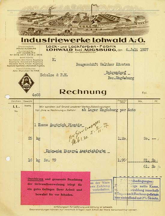 Industriewerke Lohwald AG