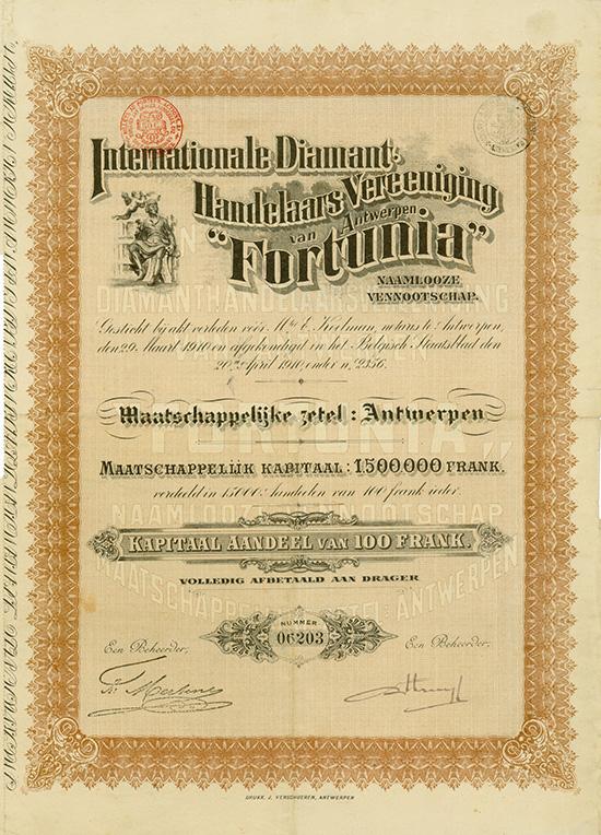 Internationale Diamant Handelaars Vereeniging van Antwerpen