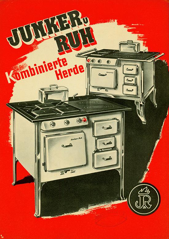 Junker & Ruh AG [3 Stück]