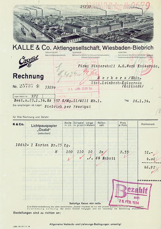 Kalle & Co. AG