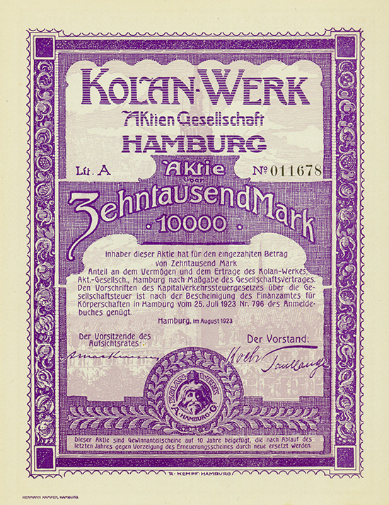 Kolan-Werk AG