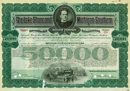 Lake Shore and Michigan Southern Railway Company