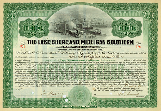 Lake Shore and Michigan Southern Railway Company