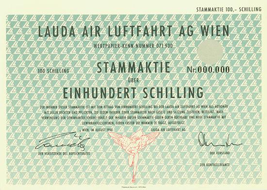 Lauda Air Luftfahrt AG