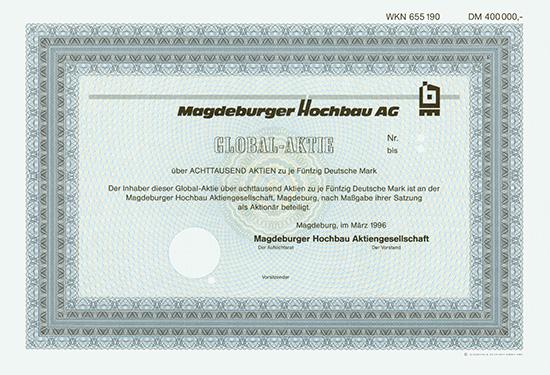 Magdeburger Hochbau AG