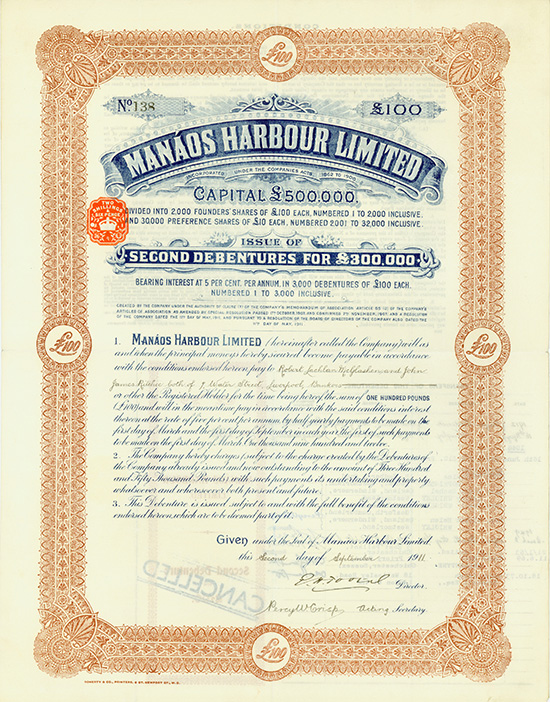 Manaos Harbour Limited