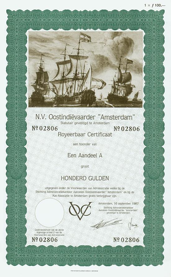 N.V. Oostindievaarder
