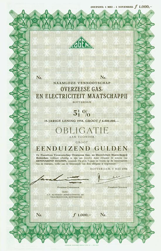 N.V. Overzeese Gas- en Electriciteit Maatschappij