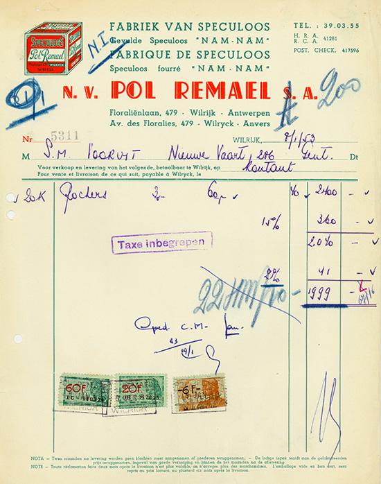 N.V. Pol Remael / Pol Remael S.A.