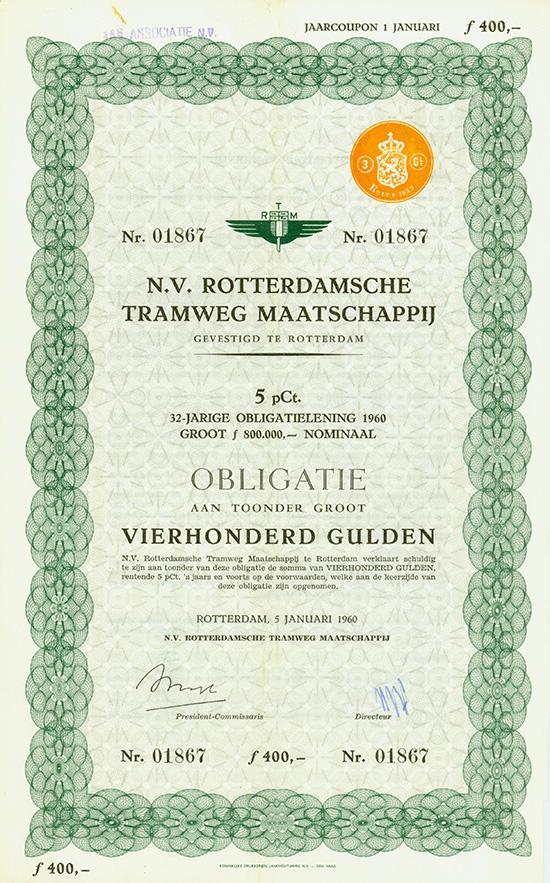 N.V. Rotterdamsche Tramweg Maatschappij