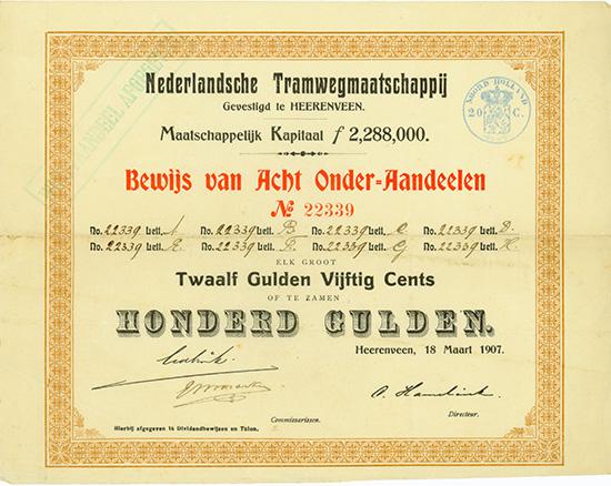 Nederlandsche Tramwegmaatschappij