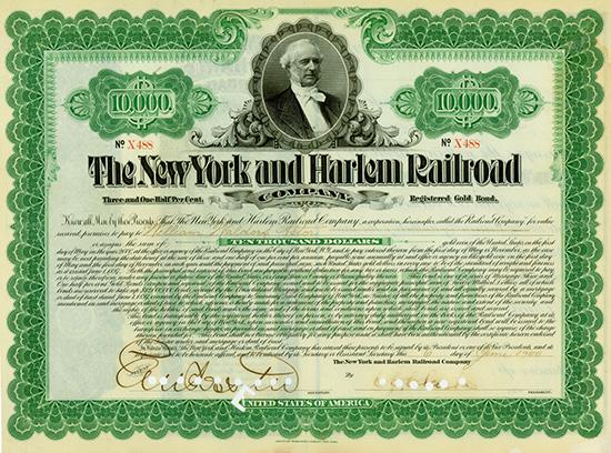 New York and Harlem Railroad Company