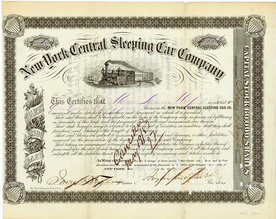 New York Central Sleeping Car Company