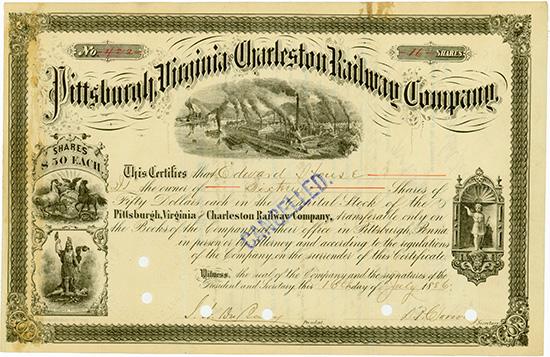 Pittsburgh, Virginia and Charleston Railway Company