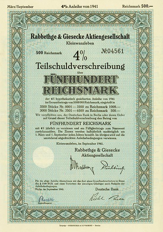 Rabbethge & Giesecke