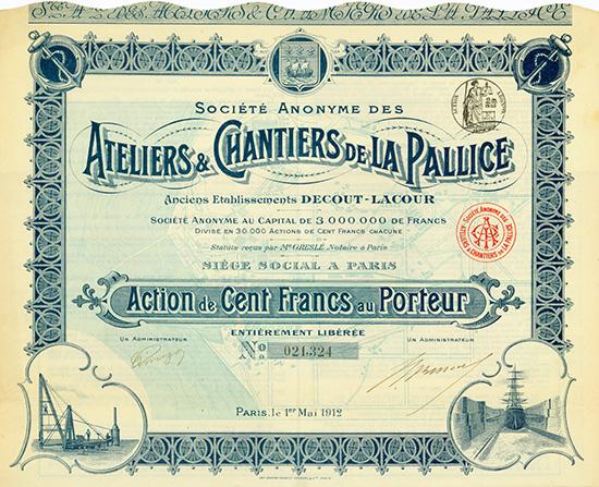S.A. des Ateliers & Chantiers de la Pallice