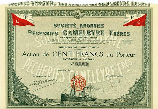 S.A. des Pecheries CAMELEYRE Freres
