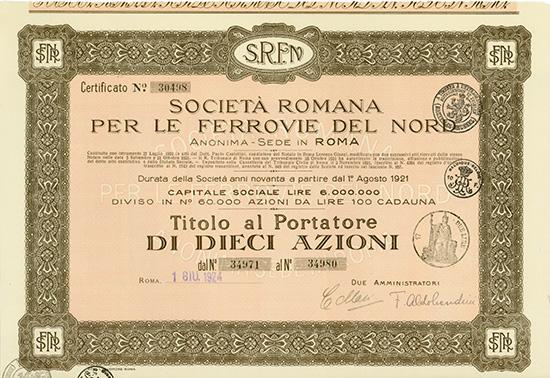Societa Romana per le Ferrovie del Nord