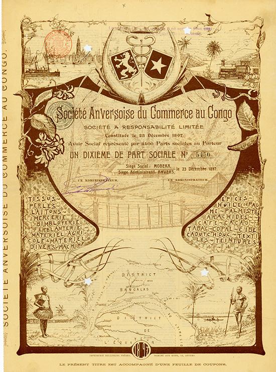 Societe Anversoise du Commerce au Congo