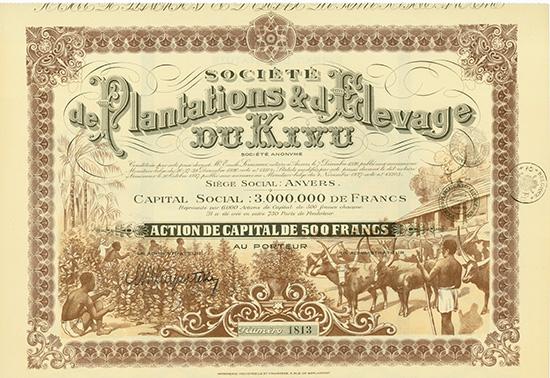 Societe de Plantations & d'Elevage du Kivu