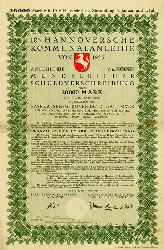 Sparkassen-Giroverband Hannover