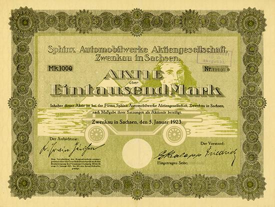 Sphinx Automobilwerke AG