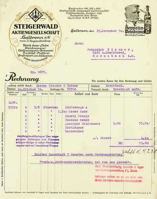 Steigerwald AG vorm. J. Steigerwald & Comp.