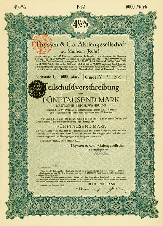 Thyssen & Co. AG