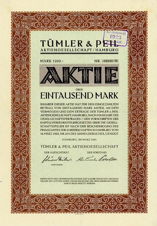 Tümler & Peil AG