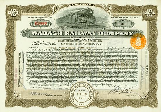 Wabash Railway Company