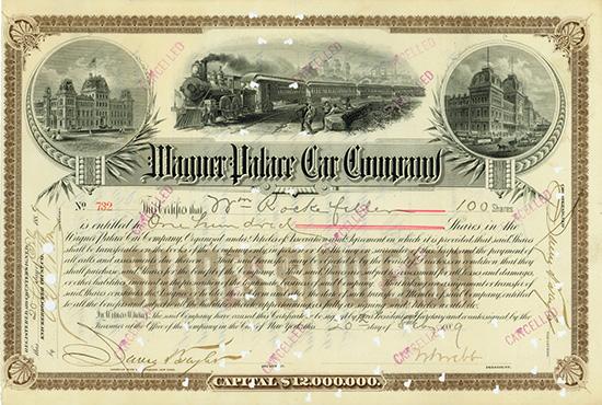 Wagner Palace Car Company