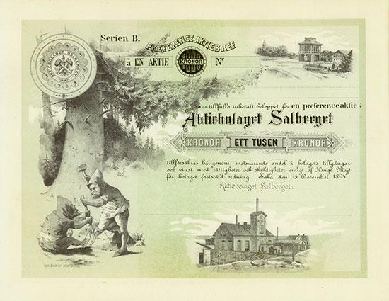 Aktiebolaget Salberget
