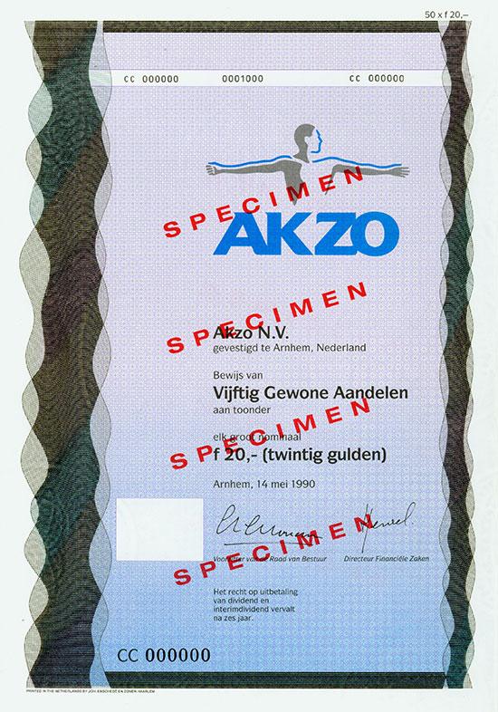 Akzo N.V.