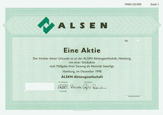 Alsen AG