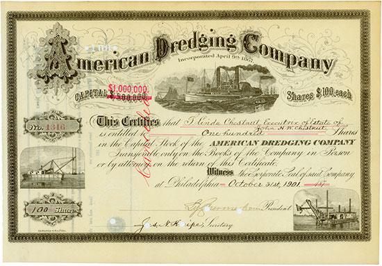American Dredging Company
