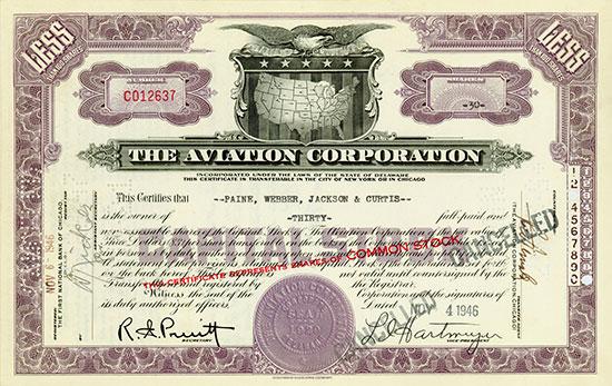Aviation Corporation