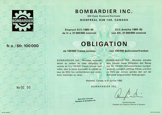 Bombardier Inc.