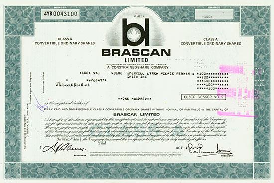 Brascan Limited