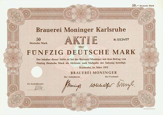 Brauerei Moninger