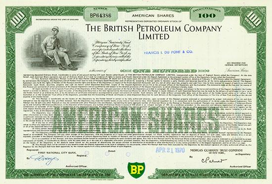 British Petroleum Company