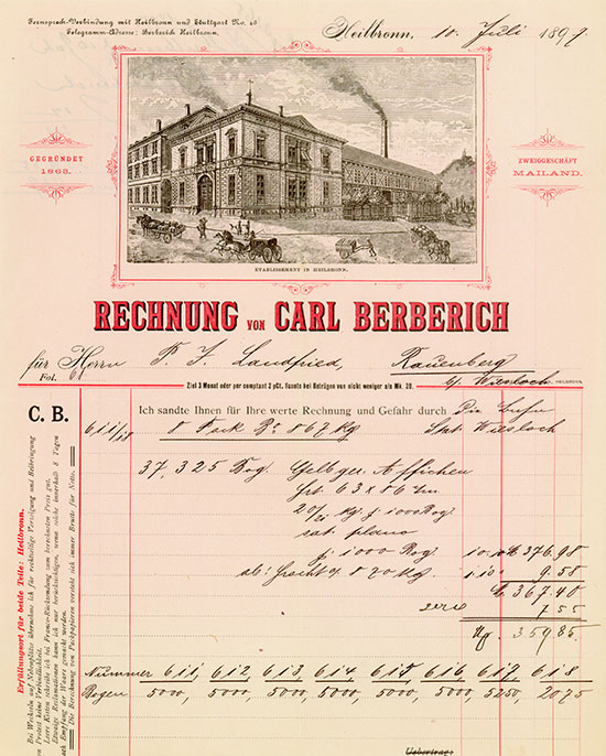 Carl Berberich
