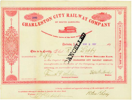 Charleston City Railway