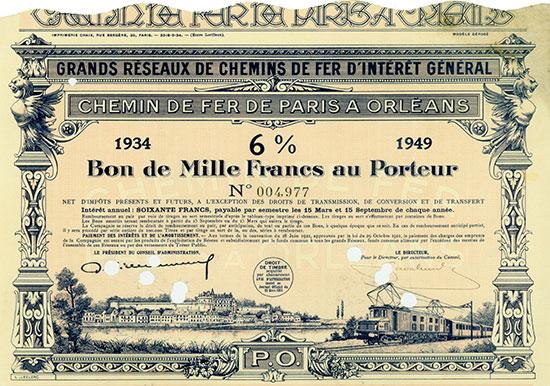 Chemin de Fer de Paris a Orléans