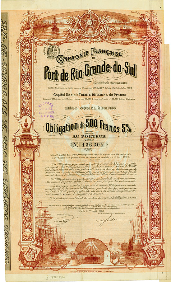 Compagnie Française du Port de Rio-Grande-do-Sul
