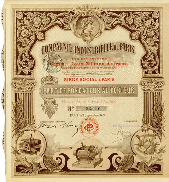Compagnie Industrielle de Paris