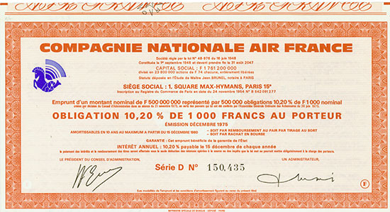 Compagnie Nationale Air France